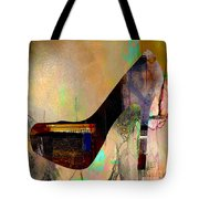 Shoe Art Tote Bag