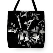 Sid Wilson's Tools For Building Stagecoaches Pick 'em Up Ranch Tombstone Arizona 1979 Tote Bag