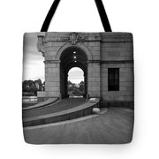 Side Entrance  Tote Bag