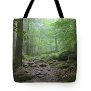 Silence Of The Forest Tote Bag