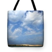 Silver Lake Sand Dunes Tote Bag