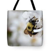 Sipping Nectar Tote Bag