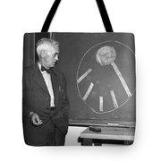 Sir Alexander Fleming Tote Bag