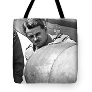 Sir Frank Whittle Tote Bag