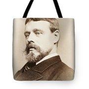 Sir Lawrence Alma-tadema (1836-1912) Tote Bag