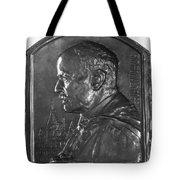 Sir Ronald Ross (1857-1932) Tote Bag