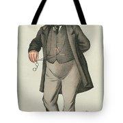 Sir William Jenner Tote Bag