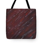 Red Dreamy Tote Bag