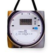 Smart Grid Residential Digital Power Supply Meter Tote Bag