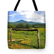 Smoky Mountain Tote Bag