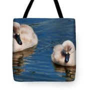 Soft And Fluffy Tote Bag