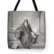 Solomon Tote Bag