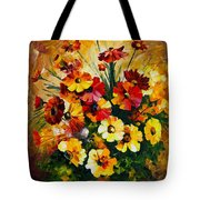 Songs Of My Heart Tote Bag