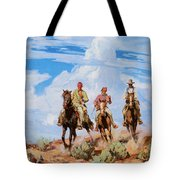 Sons Of The Desert Tote Bag