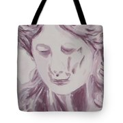 Sorrow - Triptych Panel 1 Tote Bag