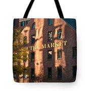 South Market Tote Bag