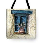 Southwest Window Sill Tote Bag