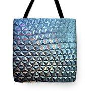 Spaceship Earth Tote Bag