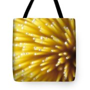 Spaghetti Abstract Tote Bag