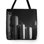 Spangle Grain Elevator Tote Bag