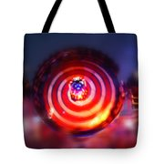 Spinning Top Tote Bag