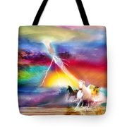 Spirit Breath Tote Bag