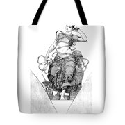 Spirit Of Progress Tote Bag