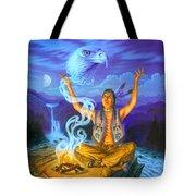 Spirit Of The Eagle Tote Bag