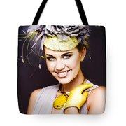 Spring Carnival Beauty Tote Bag