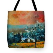 Spring In Gendron Tote Bag