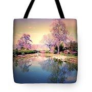 Spring In The Gardens Tote Bag