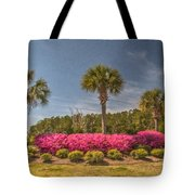 Spring Time In Charleston Tote Bag