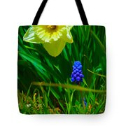 Sprung One Tote Bag