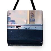 Ss Badger Tote Bag