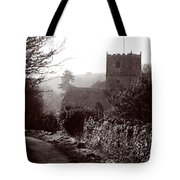 St Andrew's Church Clevedon Tote Bag