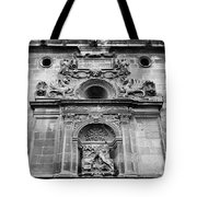 St Jeronimo Door Granada Cathedral Tote Bag