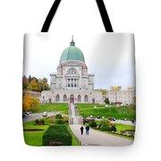 St. Joseph Oratory Tote Bag