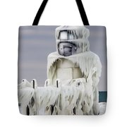 St. Joseph Pierhead Light Tote Bag