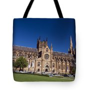 St. Mary's Cathedral Tote Bag
