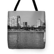 St Petersburg Skyline Tote Bag