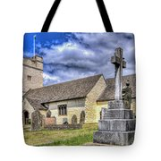 St Sannans Church Bedwellty 2 Tote Bag