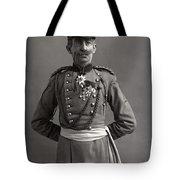 Stage German Officer Tote Bag