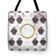 Stanley Cup Poster Tote Bag