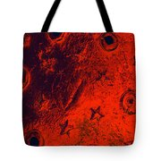 Stars And Gutters Tote Bag