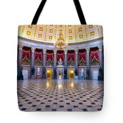 Statuary Hall Tote Bag
