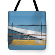 Stay Out Tote Bag