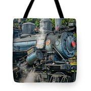 Steam Power Tote Bag