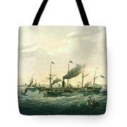 Steamship Tote Bag