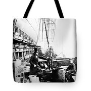 Steamship 'great Eastern Tote Bag