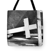 Steps To Faith  Tote Bag